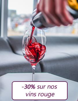 Vins du monde - vins rouge
